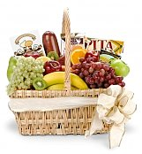 Fruit Gift Baskets: Select Gourmet Fruit Basket