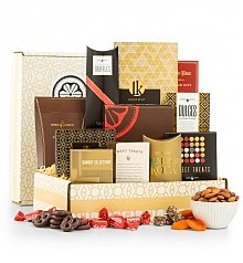 Chocolate & Sweet Baskets: Sophisticated Gourmet Signature Mailer