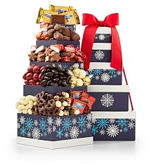 Gift Towers: Chocolate Cheer Tower
